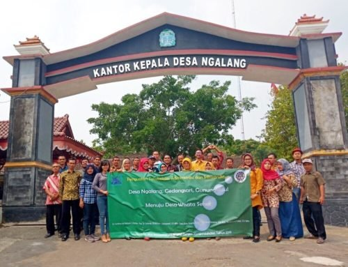 Tim PPDM UAD Berikan Pelatihan Capacity Building Perangkat Desa Ngalang Menuju Desa Wisata Sehat