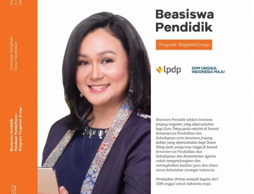 LoA Beasiswa LPDP (LPDP Scholarship)